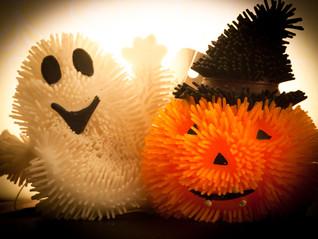 Хэллоуин на уроке английского