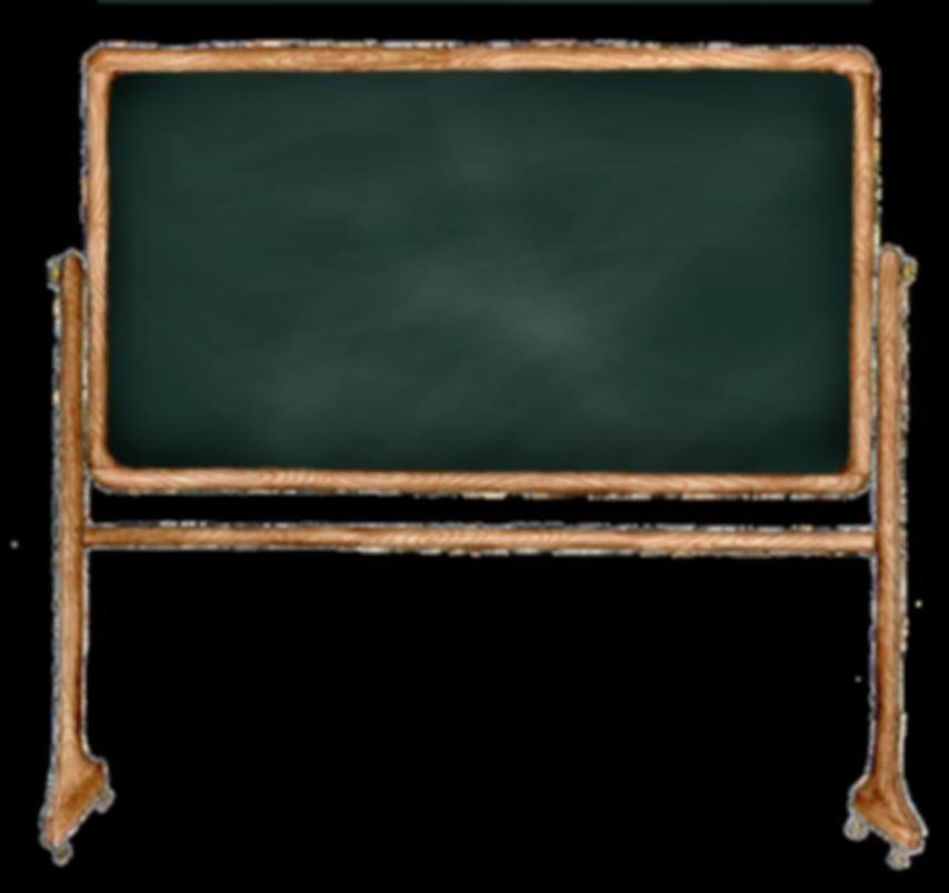 """blackboard with """"It's a long way"""""""
