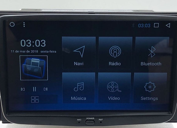 Multimidia RENAULT DUSTER 8.8 ANDROID 7.1 AIKON