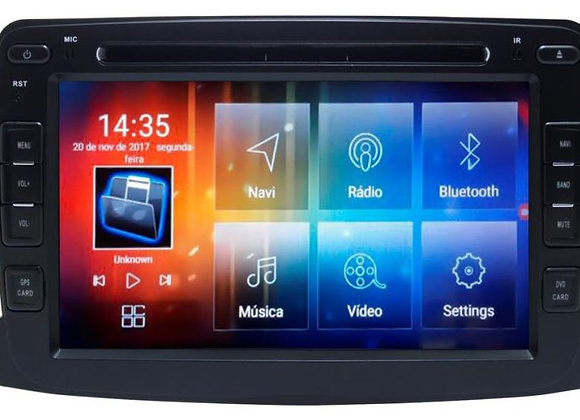 Multimidia RENAULT DUSTER AIKON 8.0 ANDROID