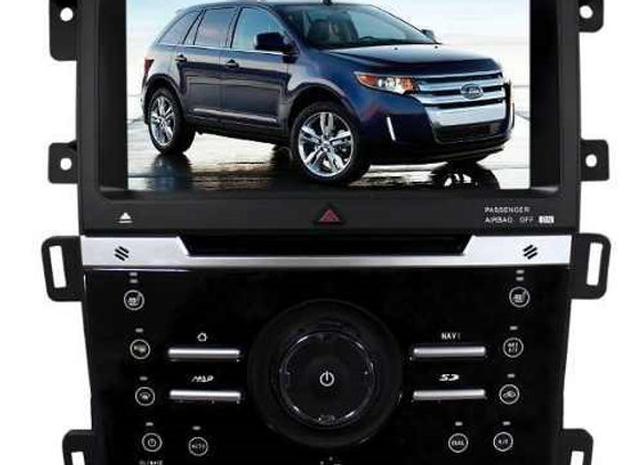 Central Multimidia Ford Edge S100