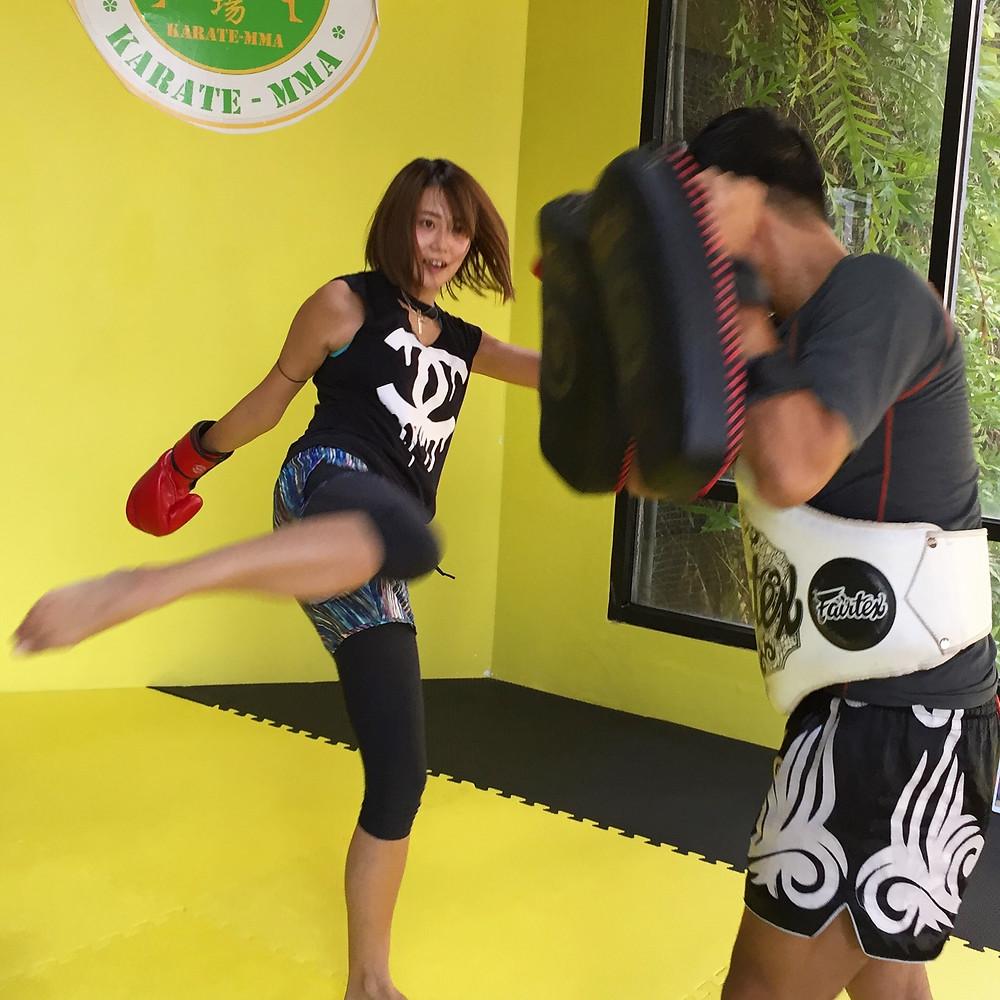 Kick!!