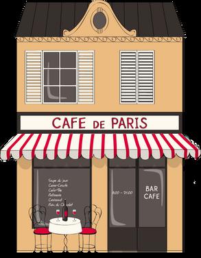 Гиперлокальная реклама кафе или ресторана