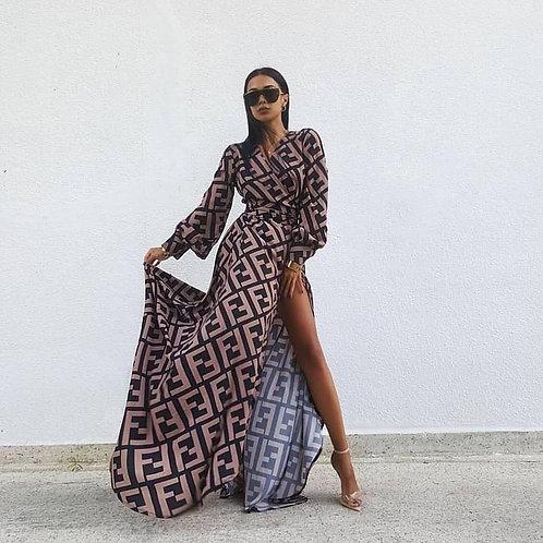 Luxury Long Dress