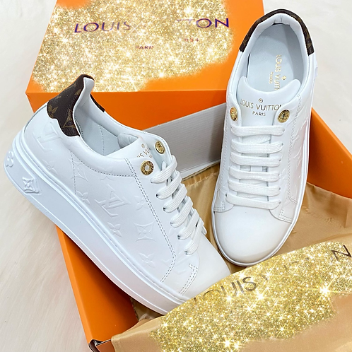 Luxury Leather sneakers