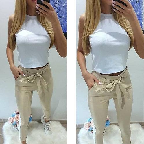 Women's sportswear two pieces