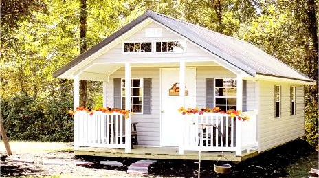 victorian cabin