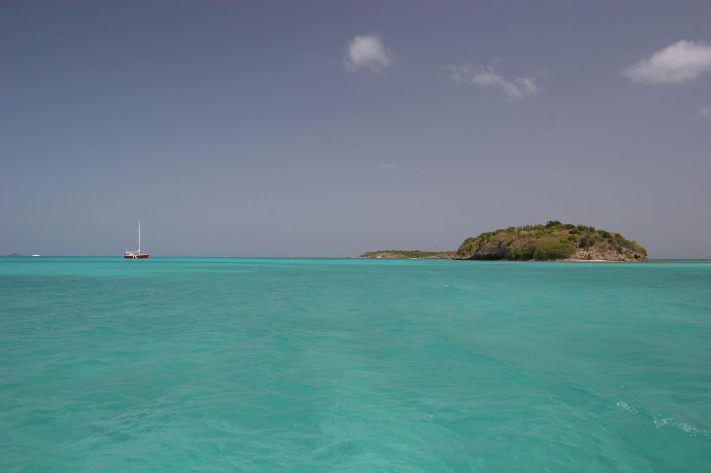 Kojencharter Karibik