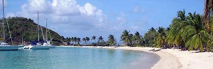 Windward Island Segelurlaub