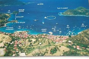 Segeltörn Guadeloupe