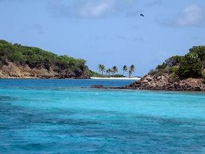 Segeltörn Tobago Cays