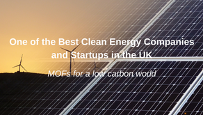 One of the top Clean Energy Companies and Startups in the UK