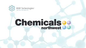 MOF Technologies shortlisted for two Chemicals Northwest Awards