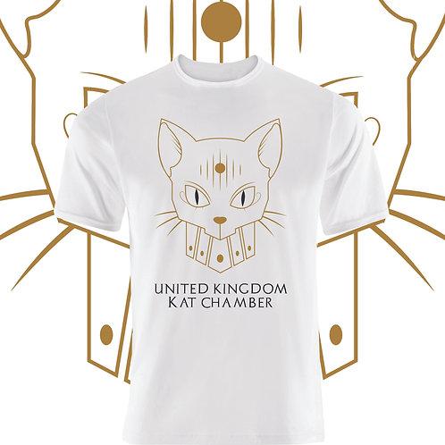 United Kingdom Kat Chamber T Shirt