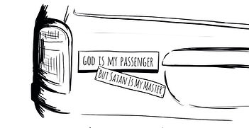 god is my passenger
