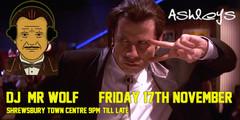 Shrewsbury Party DJ Mr Wolf