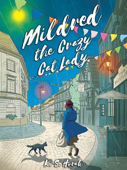 Mildred The Crazy Cat Lady Book