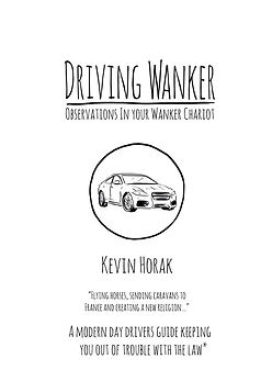 driving comedy book kevin horak