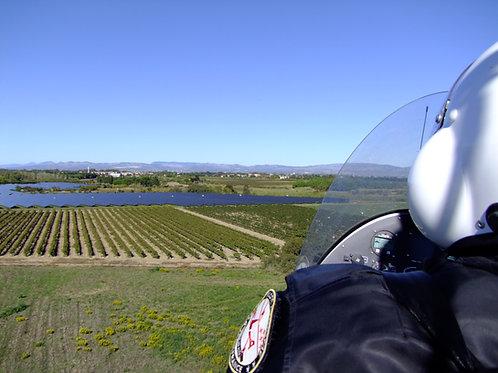 Ecole de pilotage autogire Forfait 10 heures