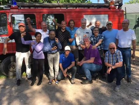 Vrijwilligersevent 2019 - Brandweer Survival