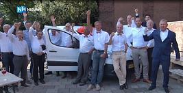 Noord-Holand TV Fragment 25 jaar Stichting Belklus