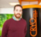 Cryofit's cryo cabine/sauna by Cryospace