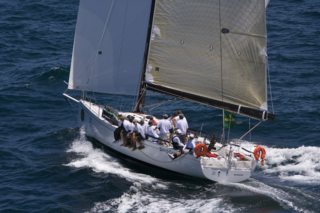 Shogun - Sydney To Hobart