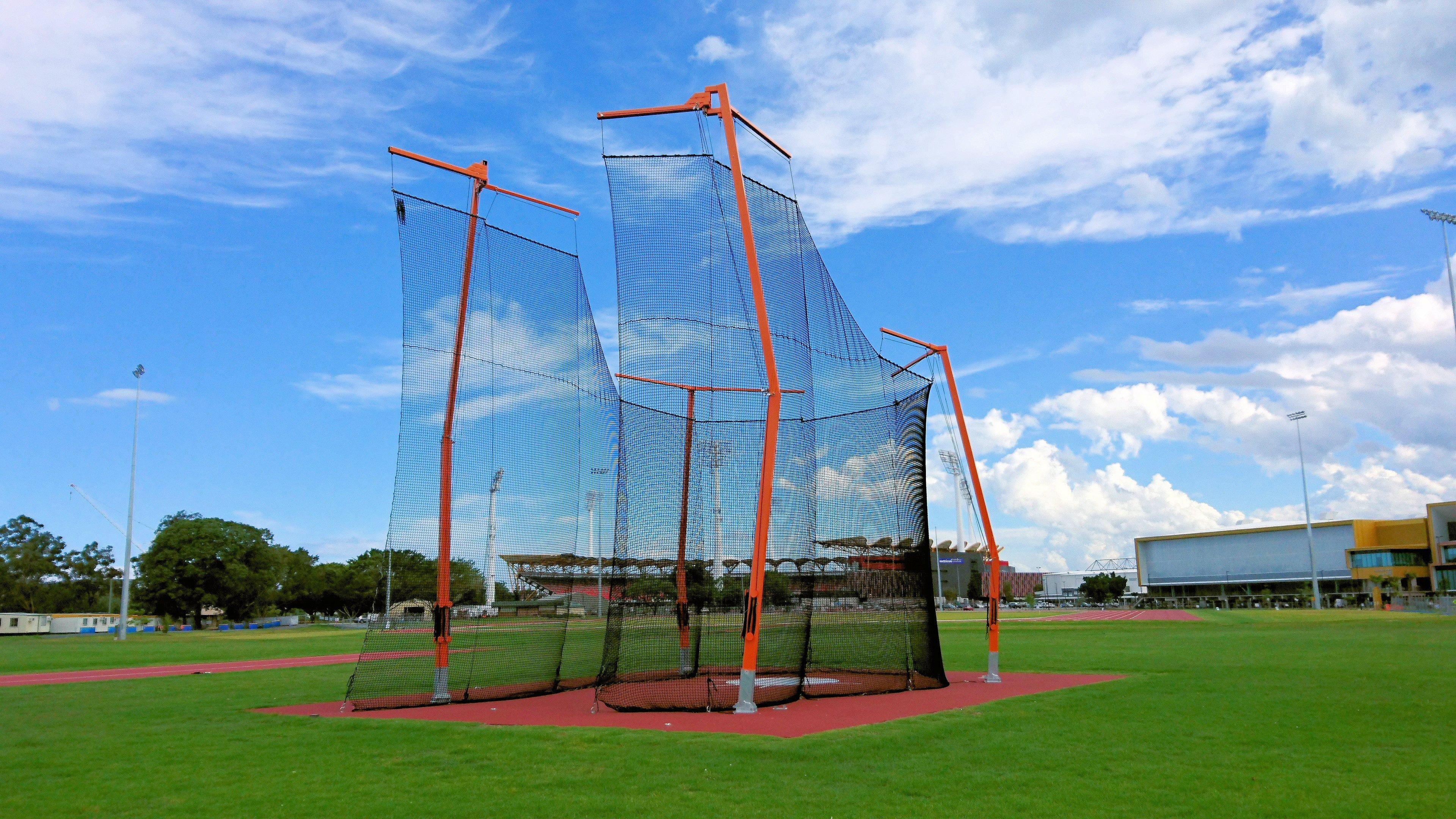 Sport Safety Nets - Falcon Braid