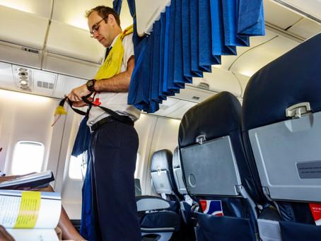 How Do Aircraft Life Jackets Work?