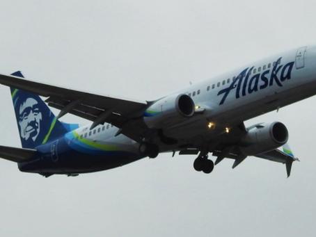Alaska Airlines Adds More 737-9 Max Aircraft