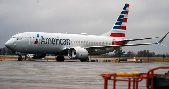 Boeing 737 Max returns to US skies with first commercial flight on American Airlines