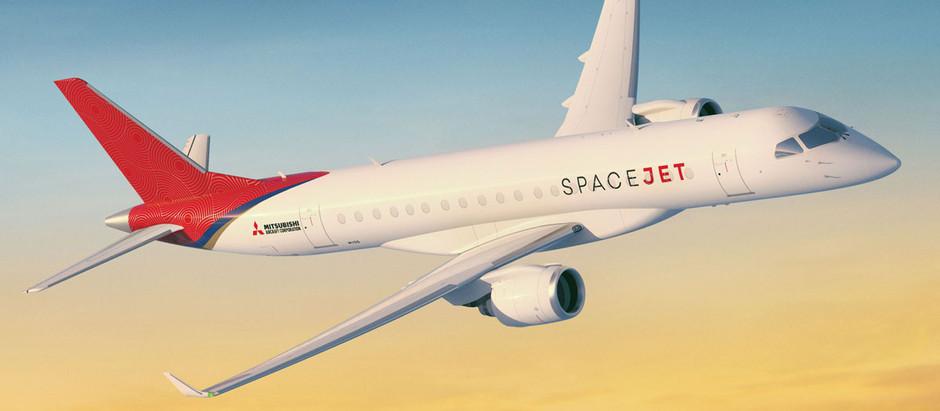 Mitsubishi still hopes to resume SpaceJet program