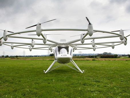Volocopter applies for certification in the USA and EU