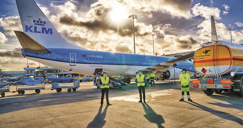 How sustainable fuel will help power aviation's green revolution