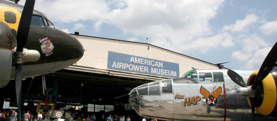 The American Airpower Museum at Republic Airport
