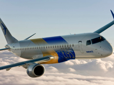 Embraer Delivered 14 Commercial Jets Between April And June