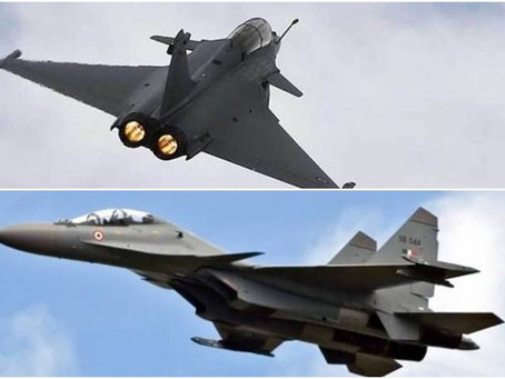 EX Desert Flag VI: IAF fighter jets to participate in the multilateral exercise in the Gulf region