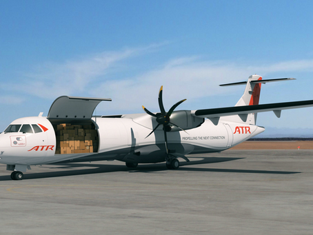 ATR 42/72 Entry into Service – Liebherr with New Air Management System on Board