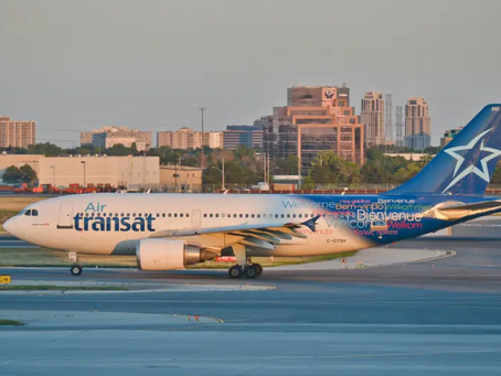 The Story Of The Last Active Ex-Air Transat Airbus A310