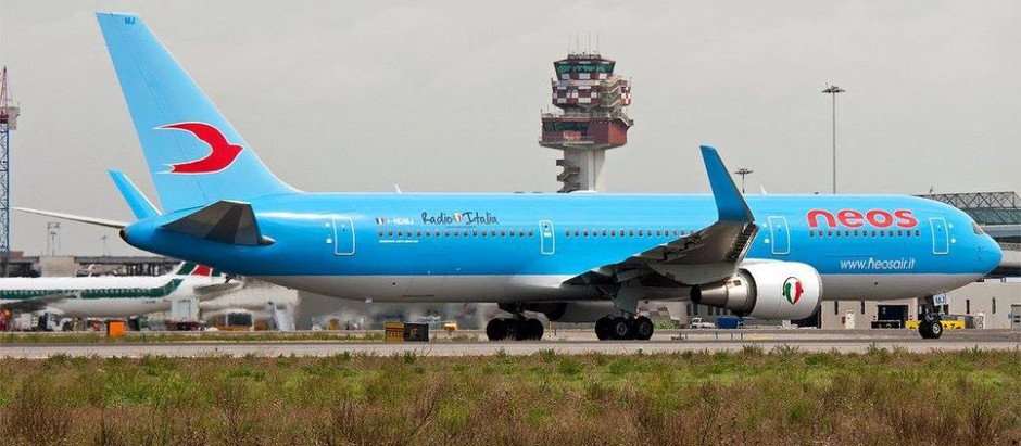 Italy's Neos Airlines Appoints APG USA as its GSA