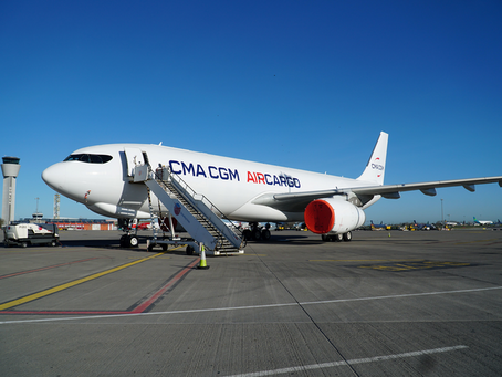 ECS Group Markets CMA CGM AIR CARGO's Offerings