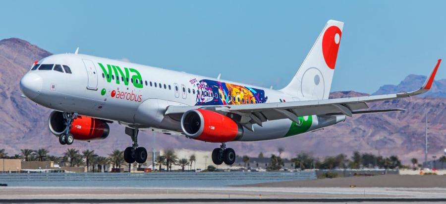 Viva Aerobus Announces Two New Austin Nonstop Routes to Mexico: Monterrey and Mexico City