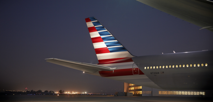 American Airlines introduces health passport scheme