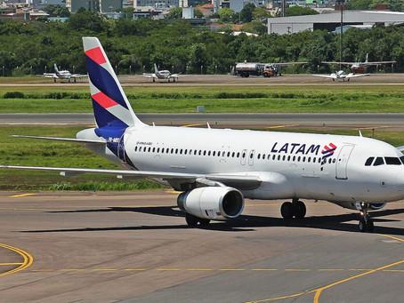 Capybara Strike Leads To LATAM Airbus A320 Diversion