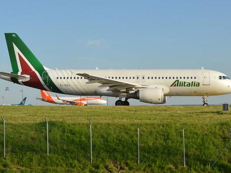 Imbalance Of Passengers Caused Alitalia Airbus A320 Tail Strike