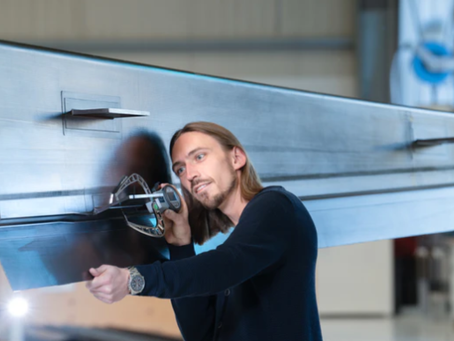 FACC and Airbus Develop Wings of the Future