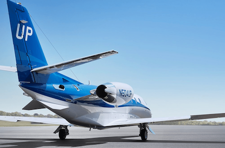 Wheels Up buys charter operator Mountain Aviation