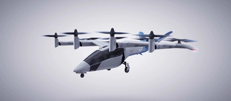 Rolls-Royce Will Provide Engines for a New All-Electric Chopper Coming in 2024