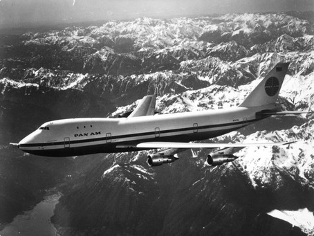 51 Years Ago Heathrow Welcomed Its First 747 – A Pan Am Flight From JFK
