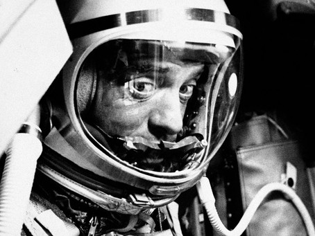 60 years ago Alan Shepard became 1st American in space